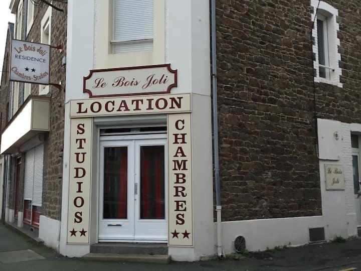 Studios Le bois Joli Saint Malo