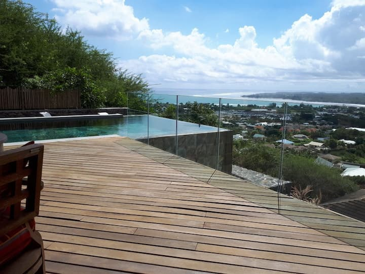 Tamarin Top of the World Private Pool & SeaView