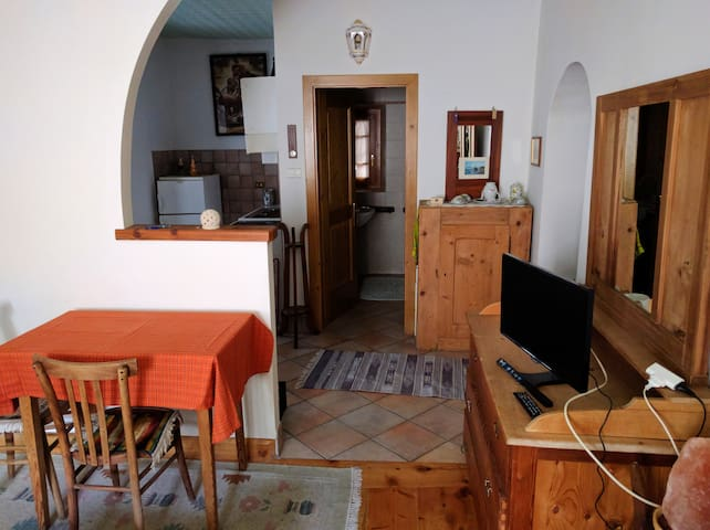 Apartment in the heart of Stelvio National Park - Celledizzo - Lägenhet