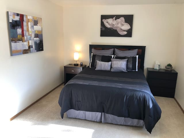 Secluded Bedroom in Clarkson Court
