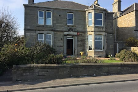 Double Room En-Suite - Anstruther - Bed & Breakfast