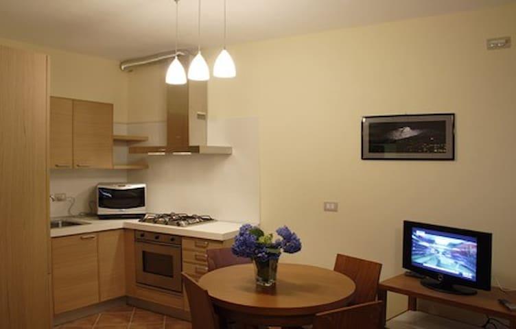 G 1.2 - La Cuccagna - Graglia - Apartment