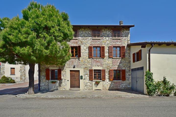 la casa nel borgo - Golferenzo