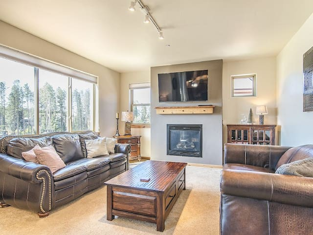 Winter Park Condo Rental TH 724 - Granby - Apartament