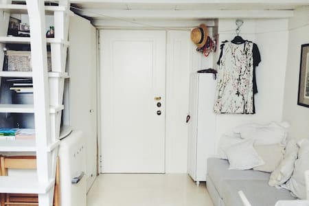Cute and tiny house