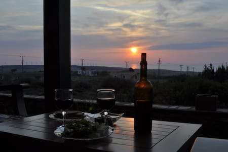 Sunset Vineyard House - Bozcaada