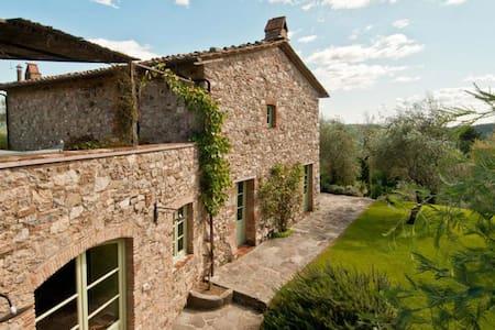 6 bd, quiet, views, beaches - San Martino In Freddana-monsagr - Villa