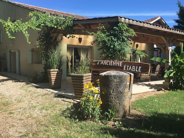 L'ancienne Etable Dordogne (Gîte)