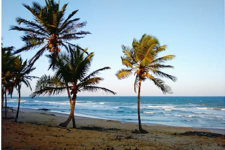 Chalé na Praia de Santo Antônio-BA - Mata de São João - Almhütte