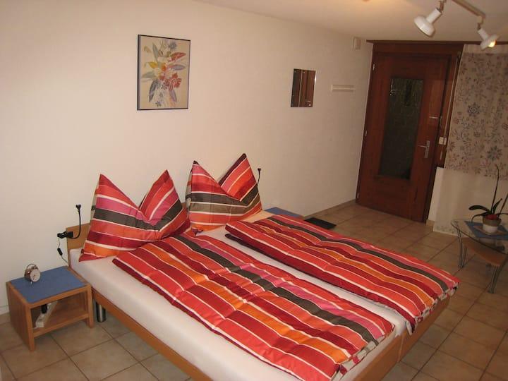 1-Zimmer Wohnung in Frutigen