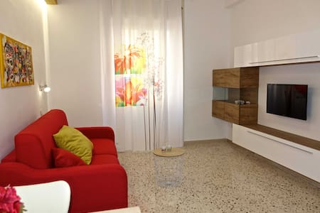 Colourful studio flat near Vietri, Amalfi, Paestum - Salerno - Wohnung