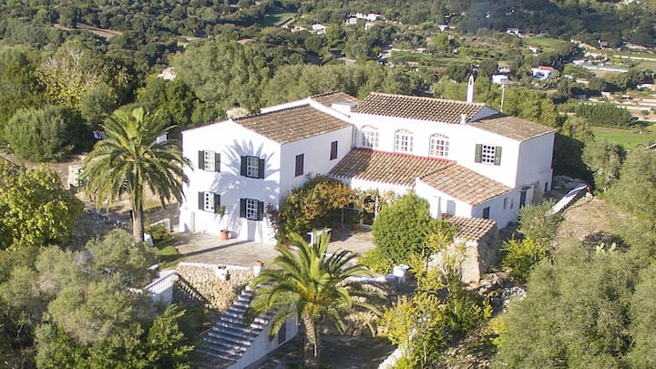 Na Foradada  Secluded Villa in Es Migjorn Gran
