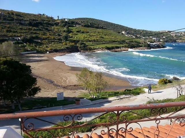 1 step from the beach - Elies Daskaliou - Dům