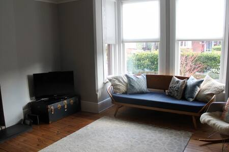 Victorian relaxing seaside retreat - Broadstairs - Rumah