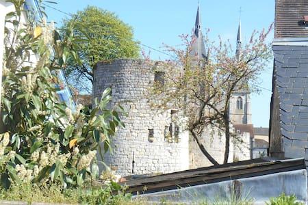 maison au coeur de ville médiévale - Dourdan - บ้าน