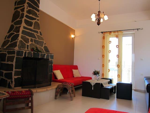 House next to the beach! - Chania - Crete - Huis