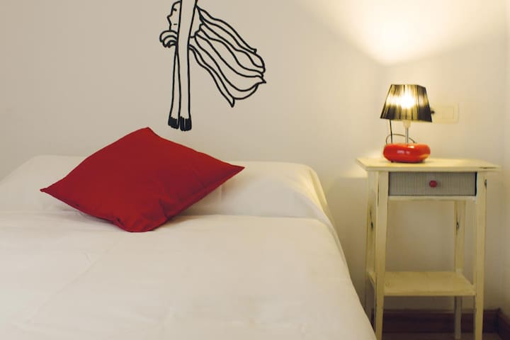 Cozy rooms in Gijon´s Heart