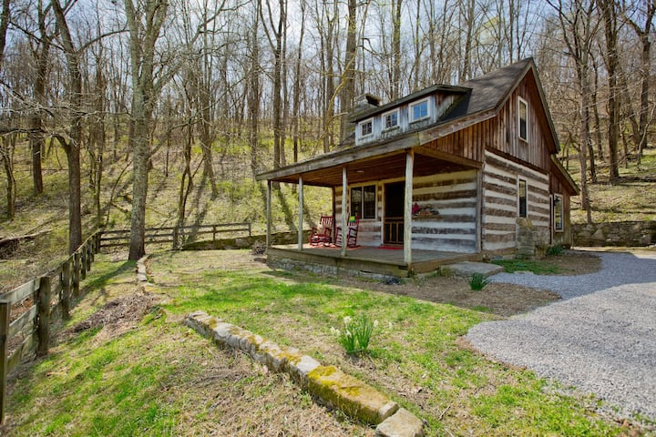 The Cabin at Battle Mountain