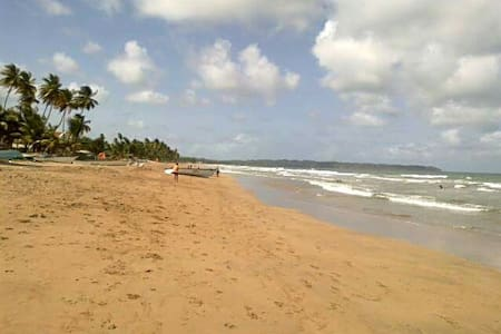 Conveniently located sea view beach apartment - Apartment
