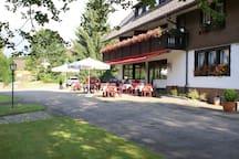 Hotel-Restaurant SchöpPerle, (Häusern), Doppelzimmer Kat. 2