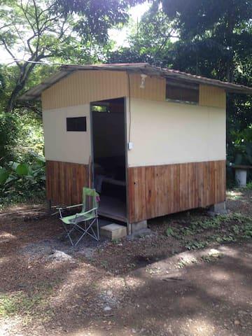 Beach Cabins at Park Pura Vida Camping and RV