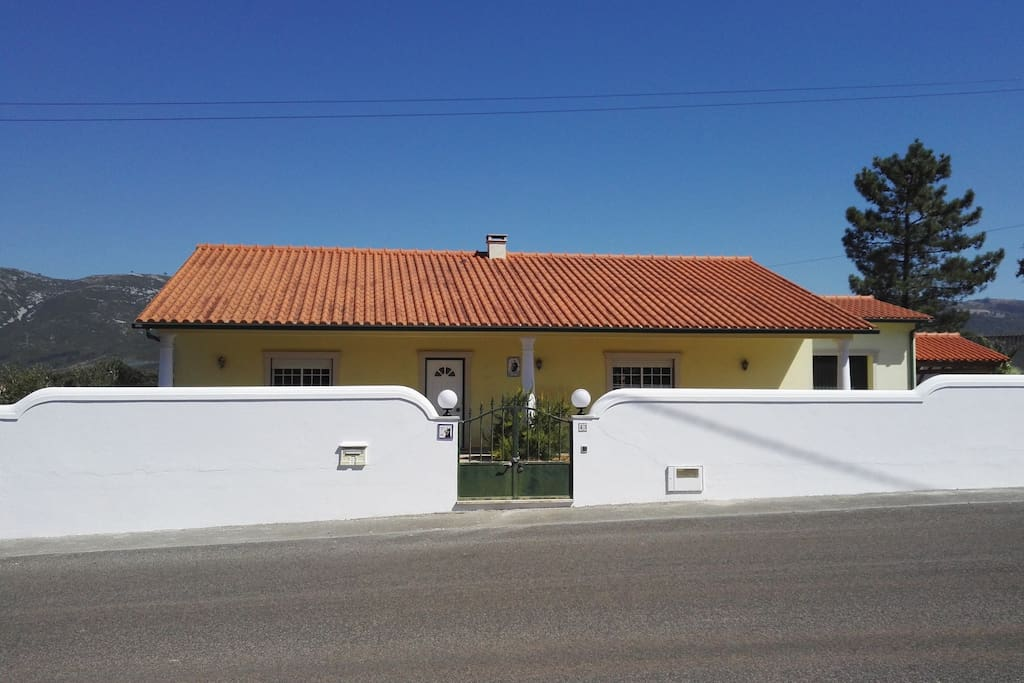 maison 224 louer sur les hauteurs d alcoba 231 a houses for rent in alcoba 231 a leiria portugal