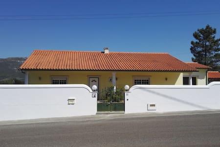 Maison à louer sur les hauteurs d'Alcobaça - Alcobaça