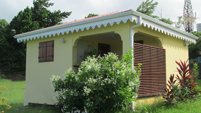 Villa vanille conçue pour vos vacances - Le Robert