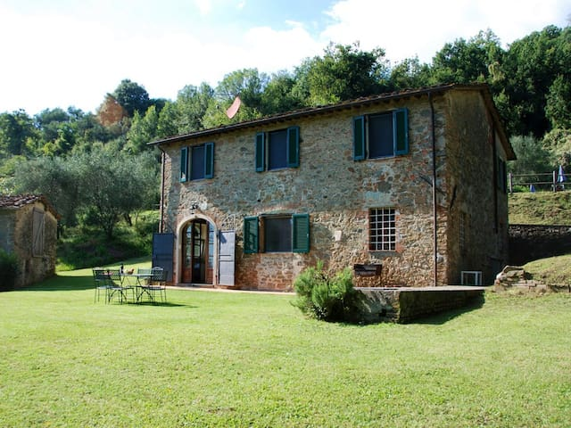3 bd, farmhouse, views, pool - Case Nuove - Villa