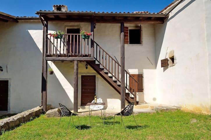 Central Istria Kotli Stone House#4