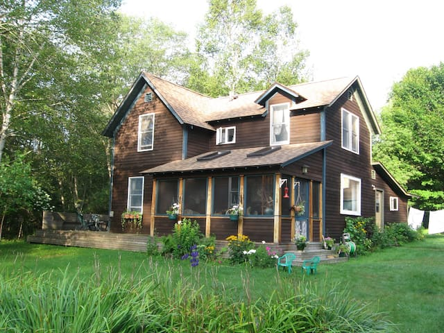 Quiet Woodland Retreat in Blue Mtn. - Indian Lake - Ev