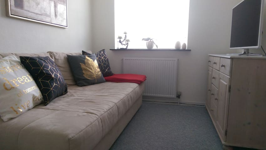 2 Cosy rooms close to the Congress Center - Odense