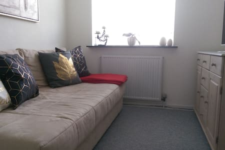 2 Cosy rooms close to the Congress Center - Odense - 獨棟