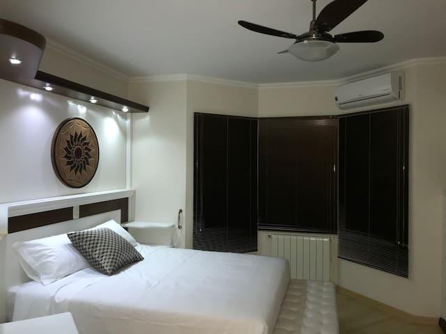 Dormitório 1 (suíte)