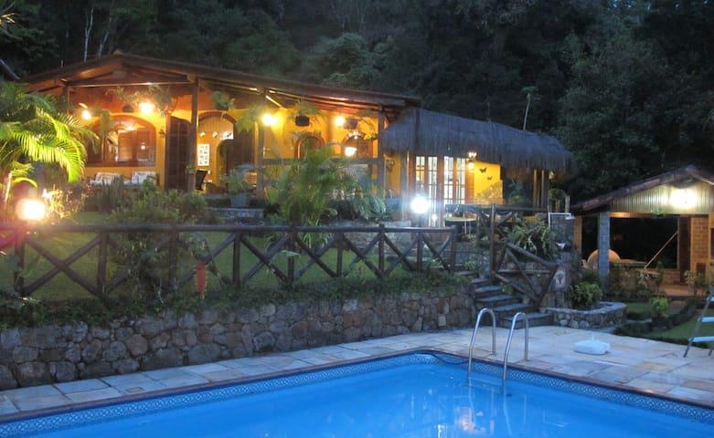 Teresópolis/Caneca Fina-Guapimirim - Guapimirim - Rumah