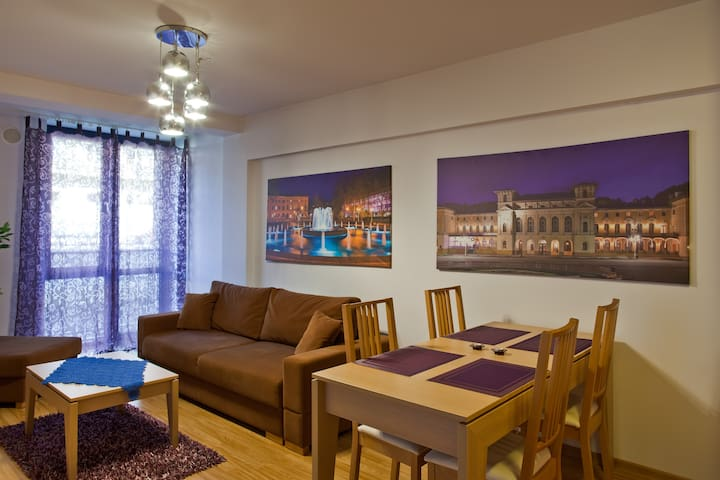 Apartament City Center Exclusive Suite