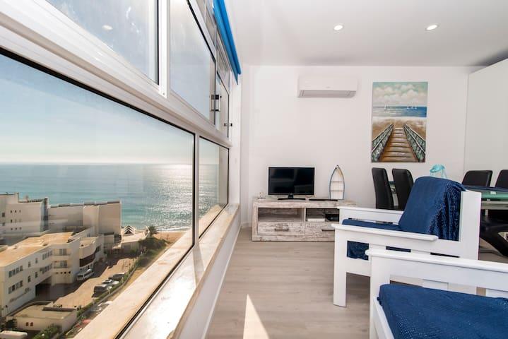 Casa do Barco - Praia Armação Pêra frente Mar