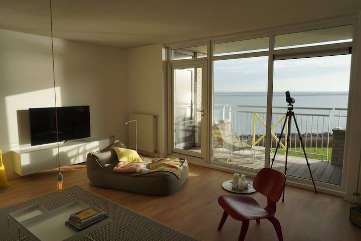 Appartement aan de rand van het water - Breskens - Appartement