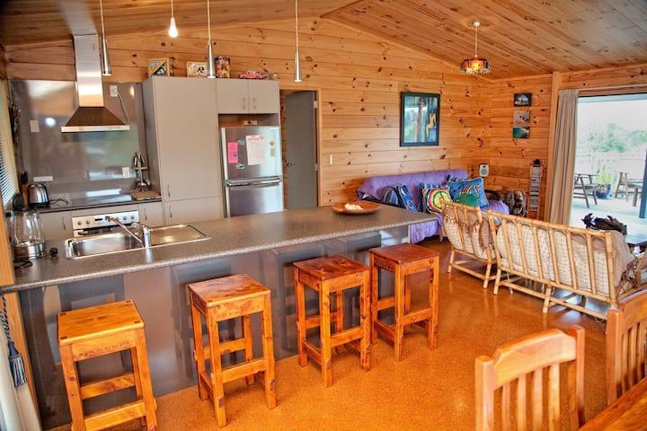 Villa / Pohutukawa Lodge ( Hahei )