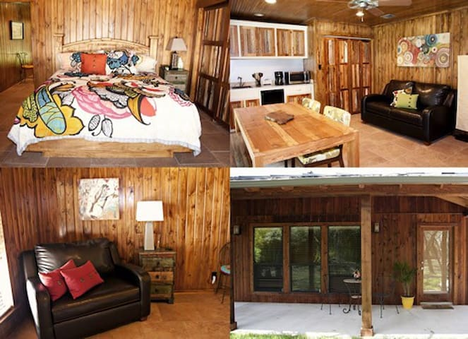 Upscale Private Cabin in the Oaks - Uvalde - Chalet