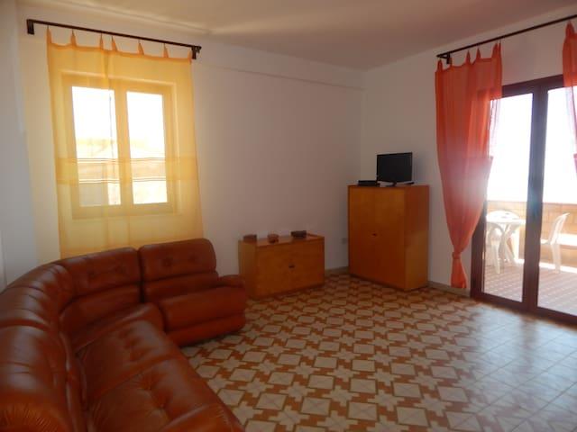 Appartamento sul mare Manfria - Manfria - Apartamento