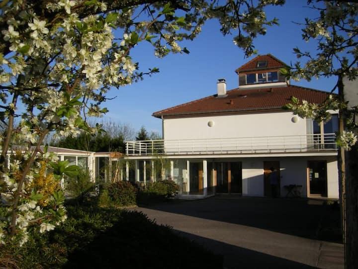Villa La Grange-piscine couverte-SPA 25kmGérardmer