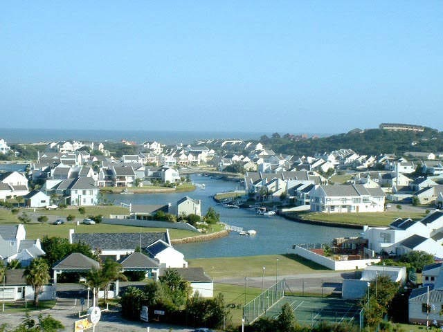 Modern Beachouse On Marina - Port Alfred - Townhouse