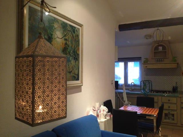 Accogliente camera nel cuore di Genova