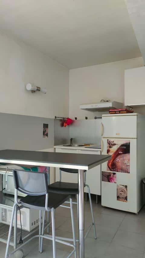 Studio chez Galia accueil chaleureux