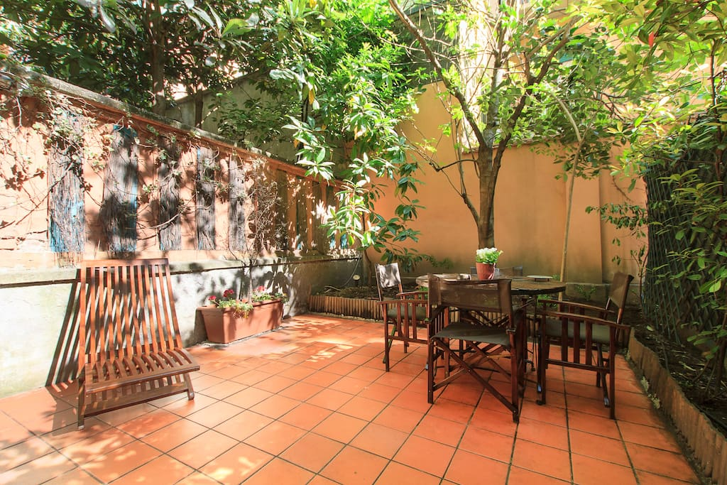 Jolie appartement avec jardin priv appartements louer for Appartement a louer avec jardin bruxelles