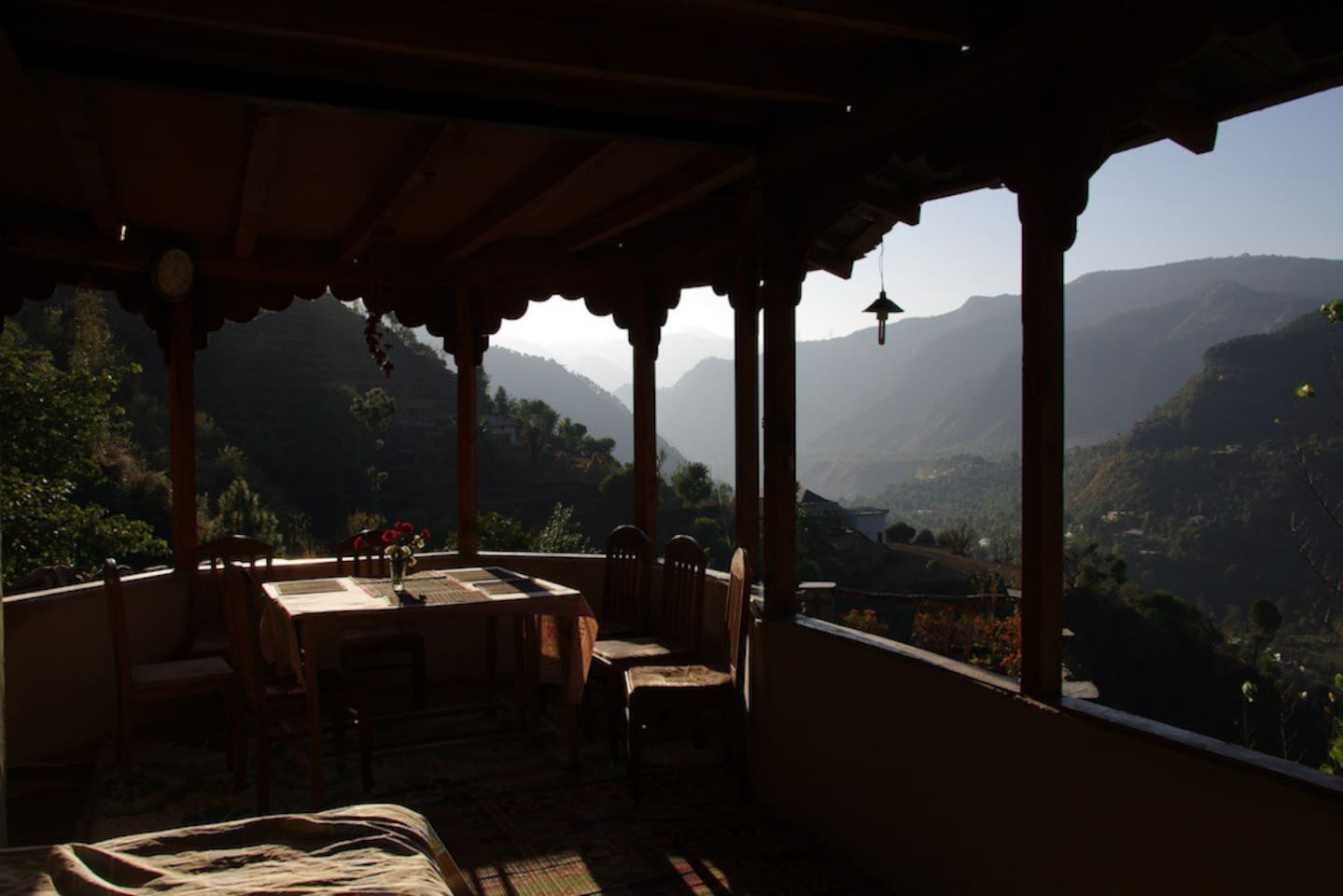 A View from Verandha