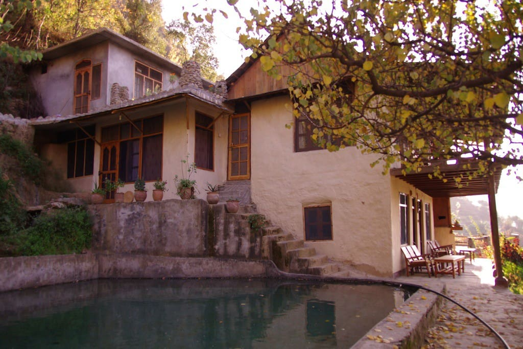 Chamba House Rooms