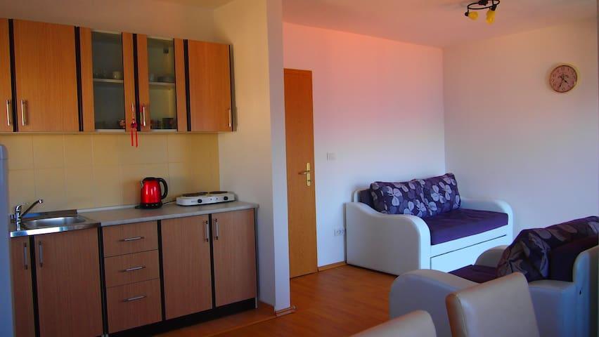 Апартаменты с видом на море - Tivat - Departamento