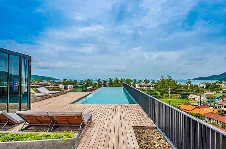 Luxury One bedroom - The Best in Patong Beach